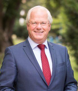 respect-Wethouder Zeist Marcel Fluitman