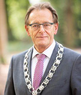 respect-burgemeester Zeist - Koos Janssen