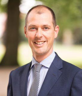respect-wethouder Zeist - Sander Jansen